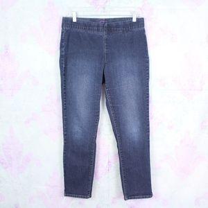 NYDJ Millie Pull On Ankle Skinny Jeans